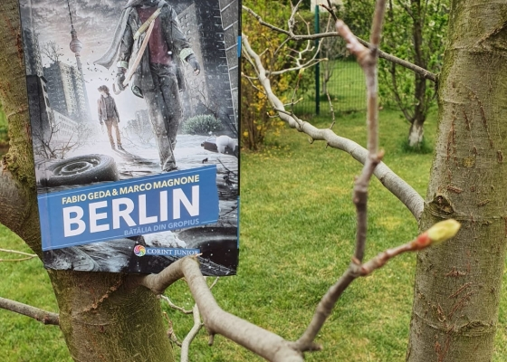 Berlin series Bookblog Fabio Geda