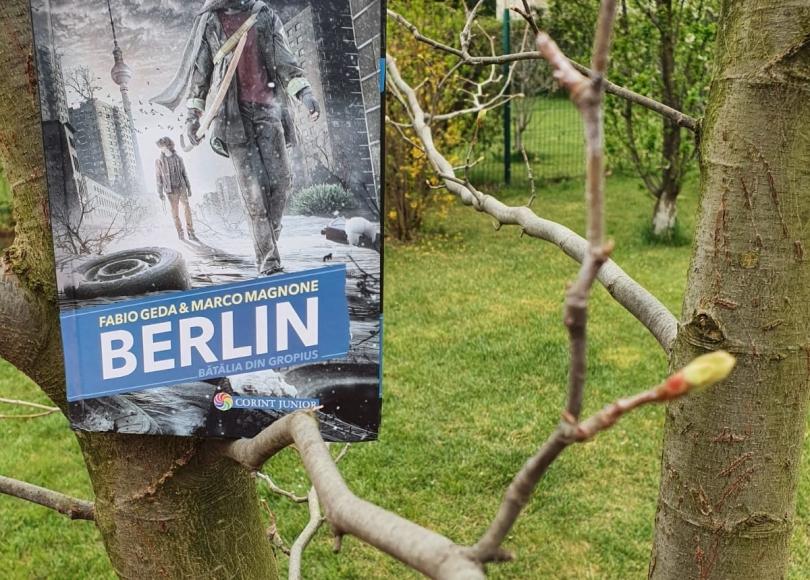 Berlin series Bookblog Fabio Geda