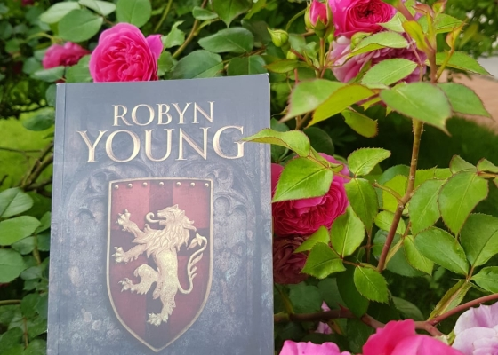 Insurrection Robyn Young Book review Book Blog
