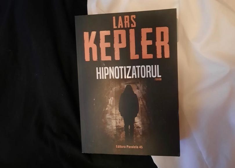 Lars Kepler Hipnozatorul book review recenzie