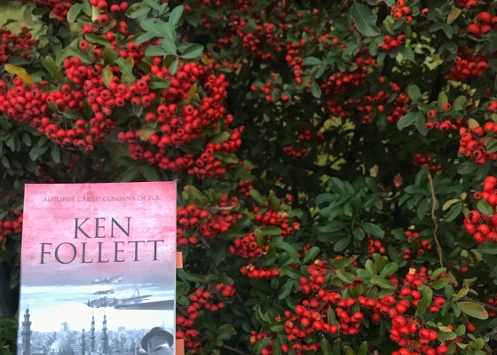 The Key to Rebecca Book review Ken Follett