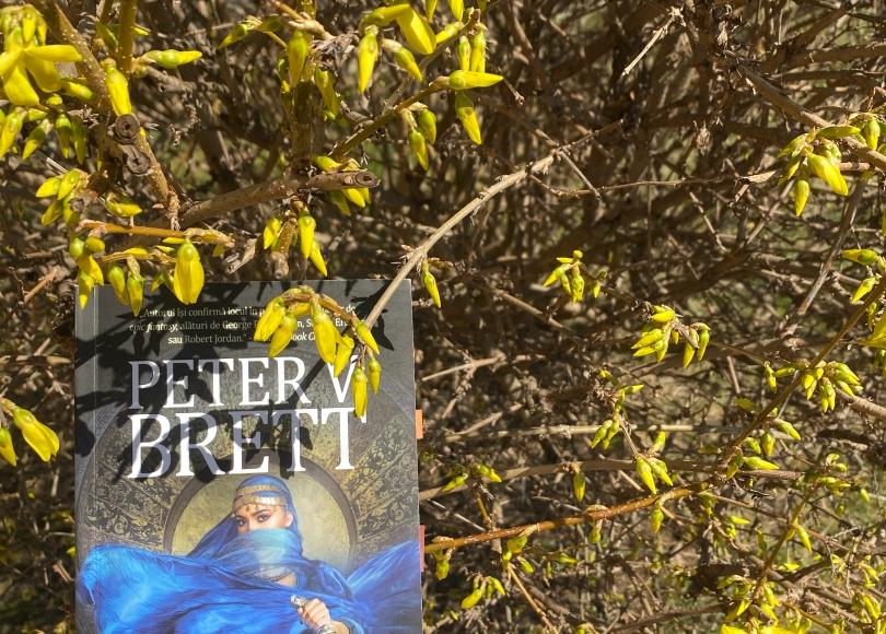 Peter V. Brett Daylight Book review