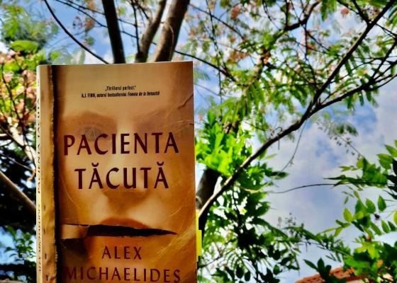 The silent patient Alex Michaelides Book review