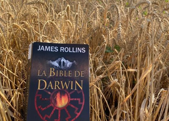 James Rollins Book review Sigma force Black Order