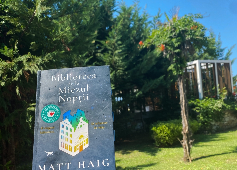 Matt Haig The Midnight Library Book review