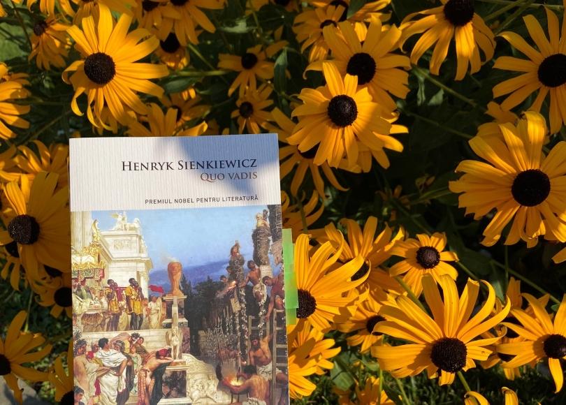 Quo vadis Henryk Sienkiewicz book review