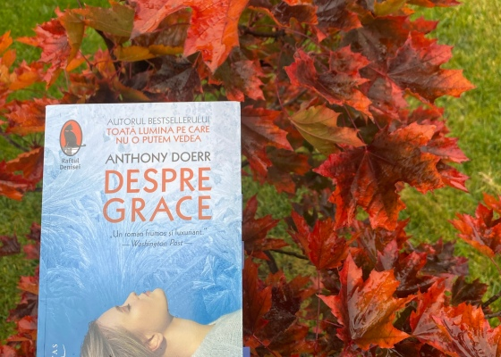About Grace Anthony Doerr Book review